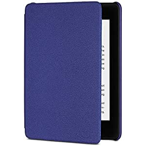 kindle paperwhite leather cover review