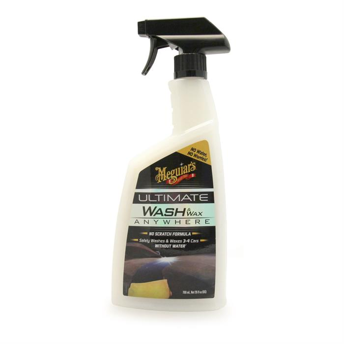 meguiars ultimate wash and wax anywhere review