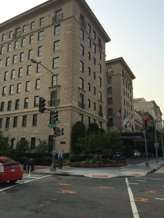 the jefferson hotel washington dc reviews