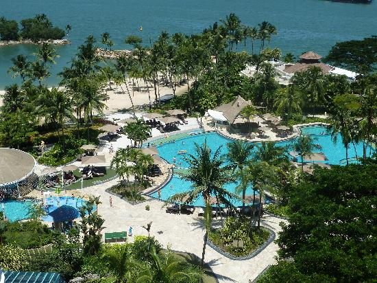 shangri la rasa sentosa resort singapore reviews