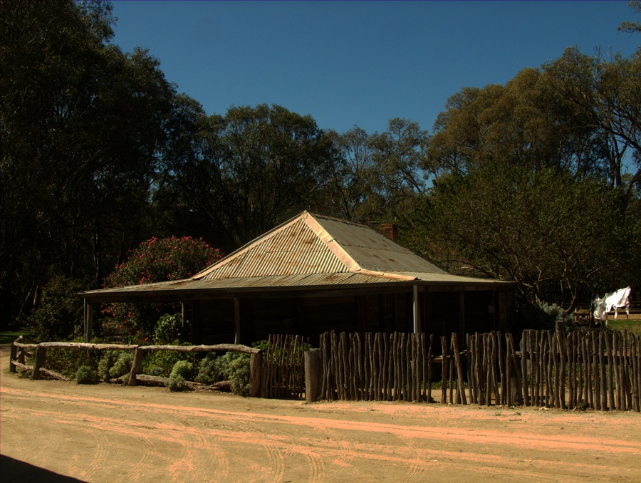 pioneer settlement swan hill review