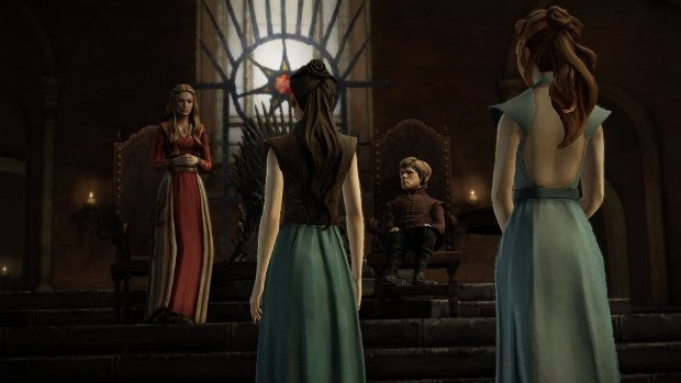 telltale games game of thrones review