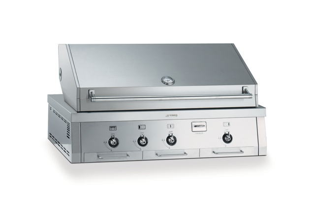 smeg built in bbq review