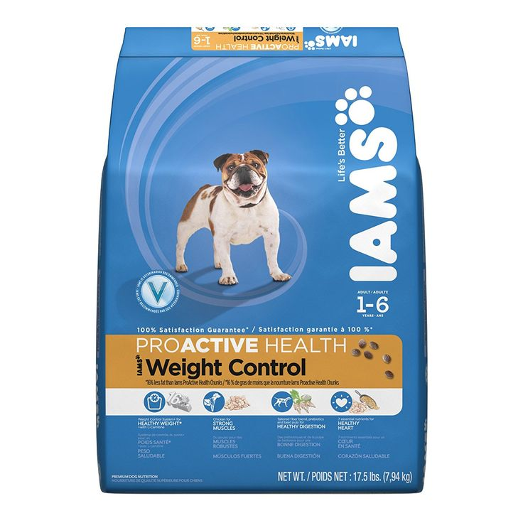iams weight control dog food reviews