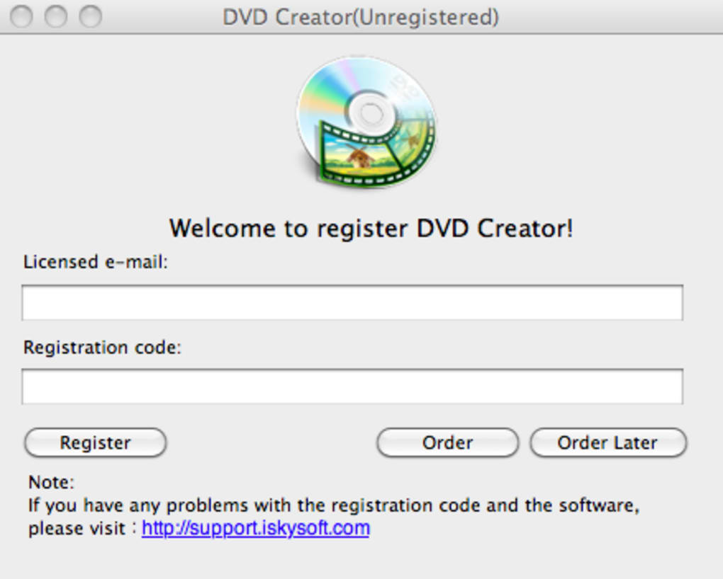 iskysoft dvd creator for mac review