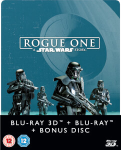star wars rogue one blu ray review