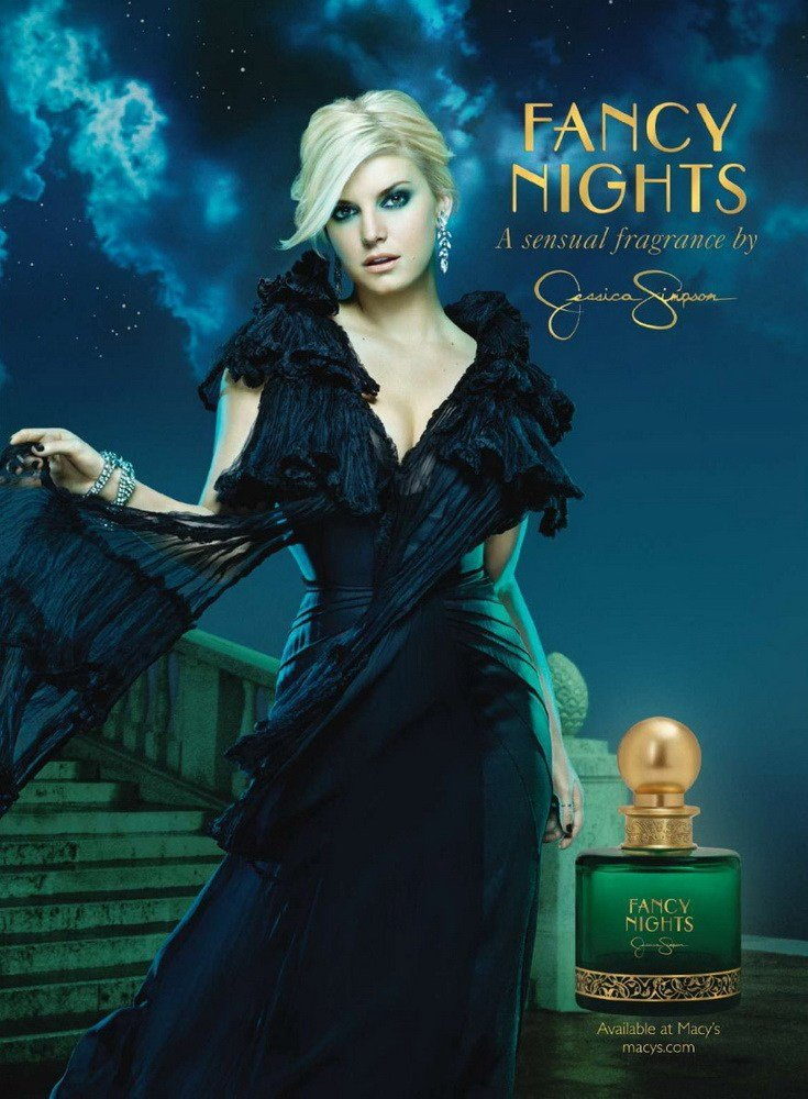 jessica simpson fancy nights review