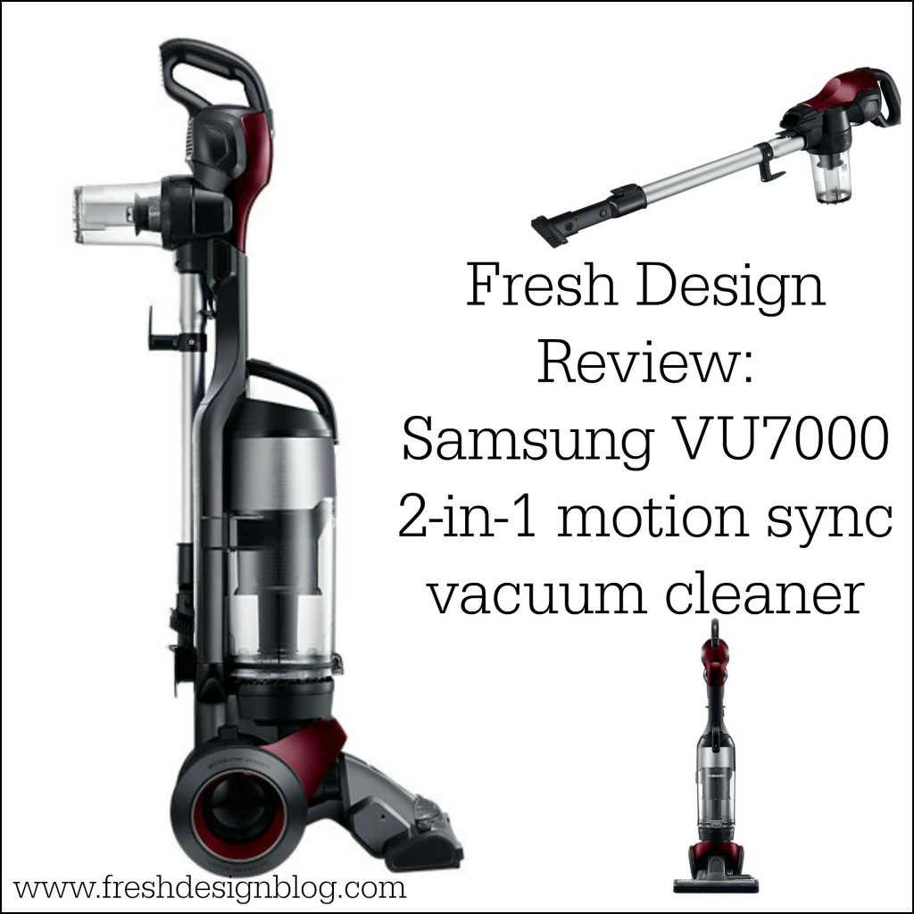 samsung motion sync vacuum review