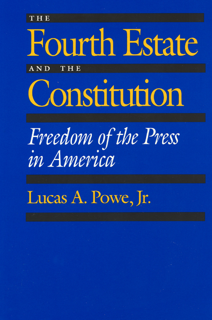 the fourth estate book review