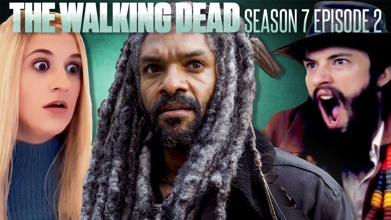 the walking dead season 7 episode 2 review