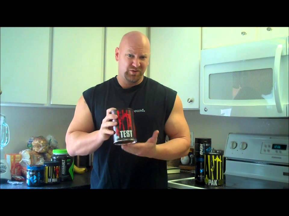 universal nutrition animal test review
