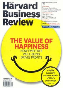 what is harvard business review